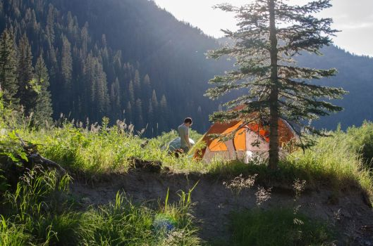 There is still time to camp in the Wilderness this summer!