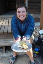 WCC Crew Member Claire Grisham
